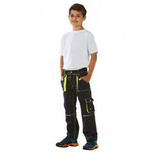 PLANAM Kinderbundhose JUNIOR anthrazit