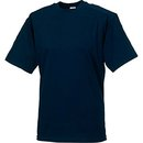 RUSSELL T-Shirt French Navy Herren