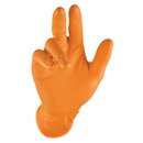 STRONGHAND Nitrilhandschuhe GRIP orange